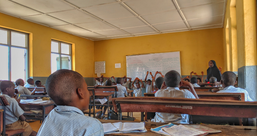 IMPROVING EDUCATION DELIVERY FOR DEVELOPMENT(PART I)