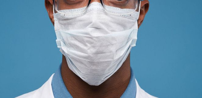 FINDING REFUGE IN NOSE MASKS AT THE EXPENSE OF SOCIAL DISTANCING